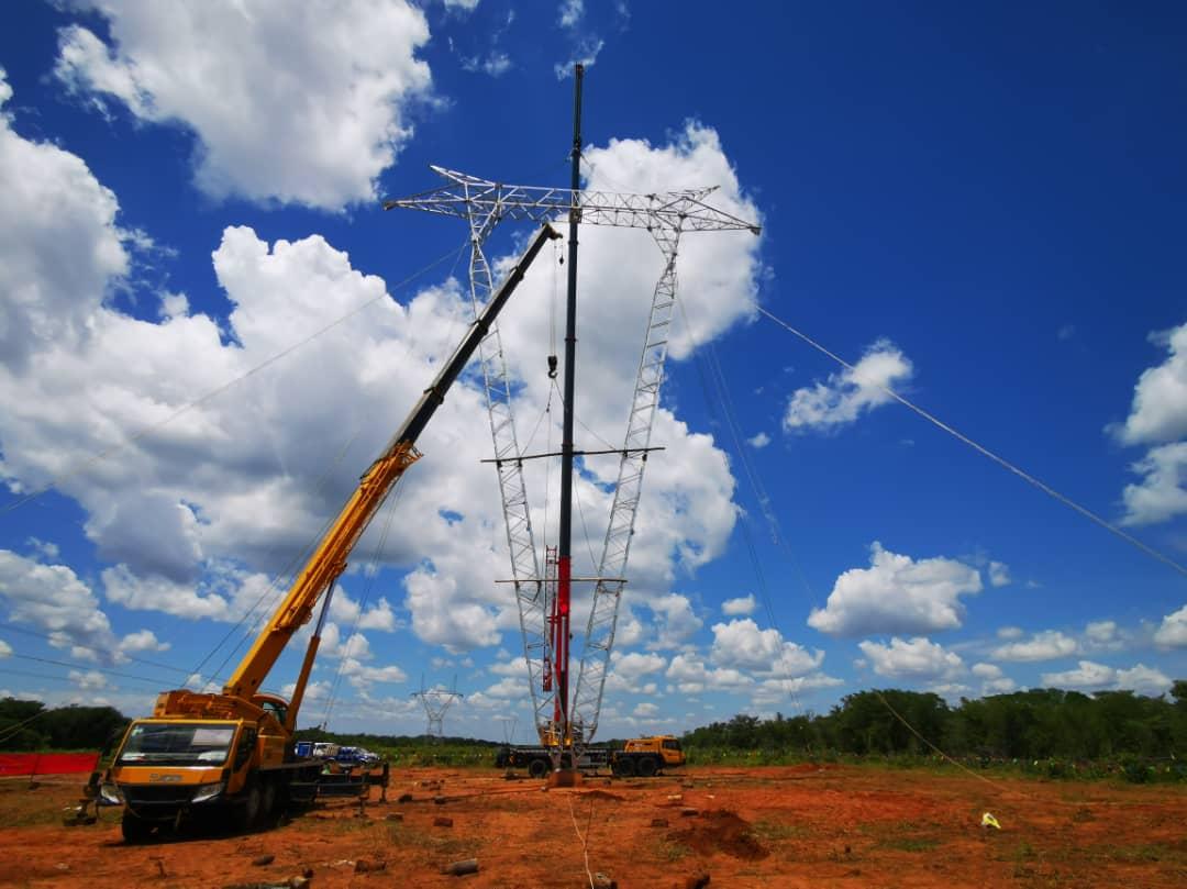 Sino Insukamini power line 3